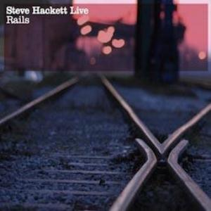 Steve Hackett - Rails CD (album) cover