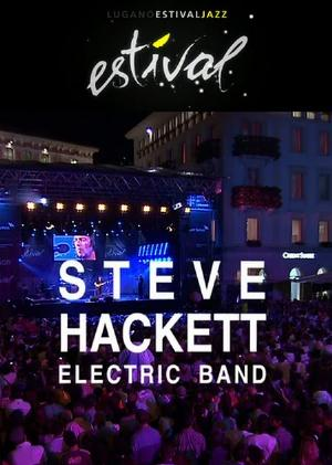 Steve Hackett - Estival Jazz Lugano DVD (album) cover