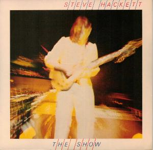 Steve Hackett - The Show CD (album) cover