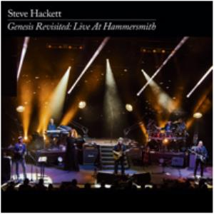 Steve Hackett - Genesis Revisited: Live At Hammersmith CD (album) cover