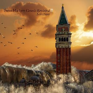 Steve Hackett - Genesis Revisited Ii: Selection CD (album) cover