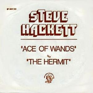 Steve Hackett - Ace Of Wands CD (album) cover
