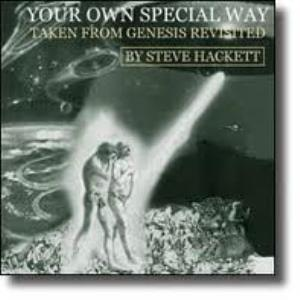 Steve Hackett - Your Own Special Way CD (album) cover