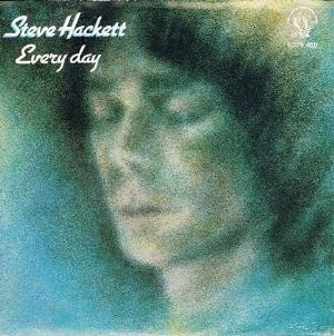 Steve Hackett - Every Day CD (album) cover