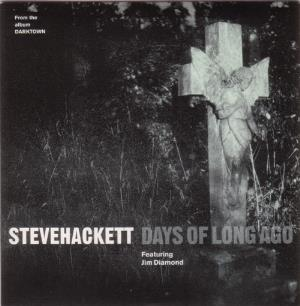 Steve Hackett - Days Of Long Ago CD (album) cover