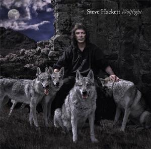 STEVE HACKETT - Wolflight CD album cover