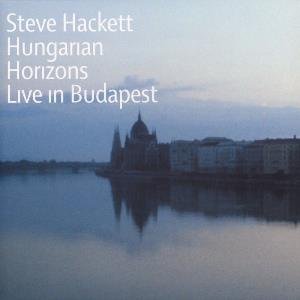 Steve Hackett - Hungarian Horizons CD (album) cover