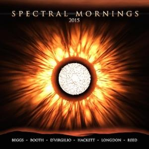 Steve Hackett - Spectral Mornings CD (album) cover
