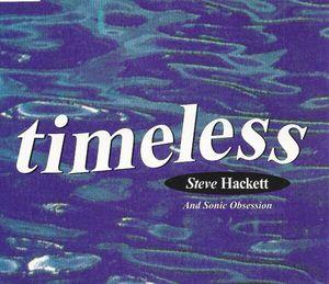 Steve Hackett - Timeless CD (album) cover