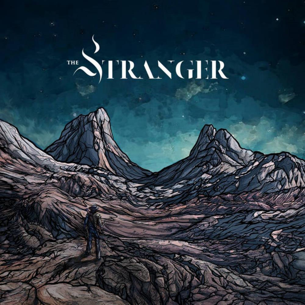 The Stranger - The Stranger CD (album) cover