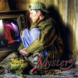 Mystery - Destiny? 10th Anniversary Edition CD (album) cover