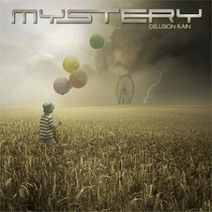 Mystery - Delusion Rain CD (album) cover