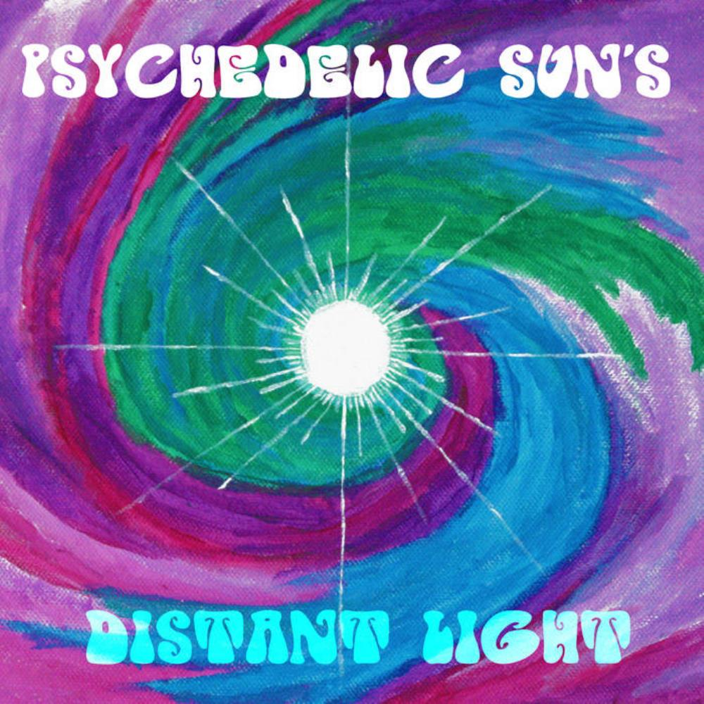 Psychedelic Sun's - Distant Light CD (album) cover