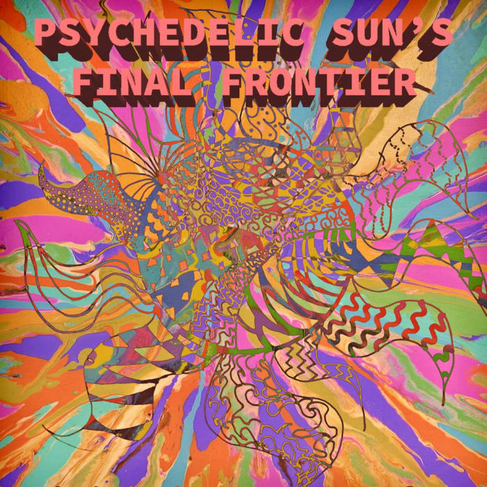 Psychedelic Sun's - Final Frontier CD (album) cover