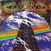 GANDALF - Samsara CD album cover