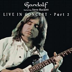 Gandalf - Gandalf Featuring Steve Hackett - Gallery Of Dreams Live (part 2) CD (album) cover