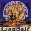 Gandalf - Colours Of The Earth CD (album) cover