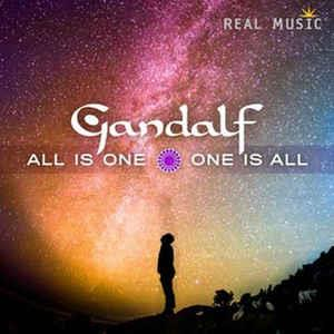 Gandalf - All Is One - One Is All CD (album) cover