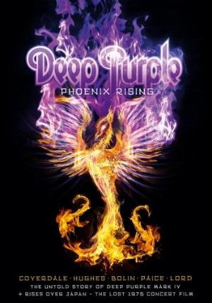 Deep Purple - Phoenix Rising CD (album) cover