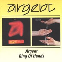 ARGENT - Argent / Ring Of Hands CD album cover