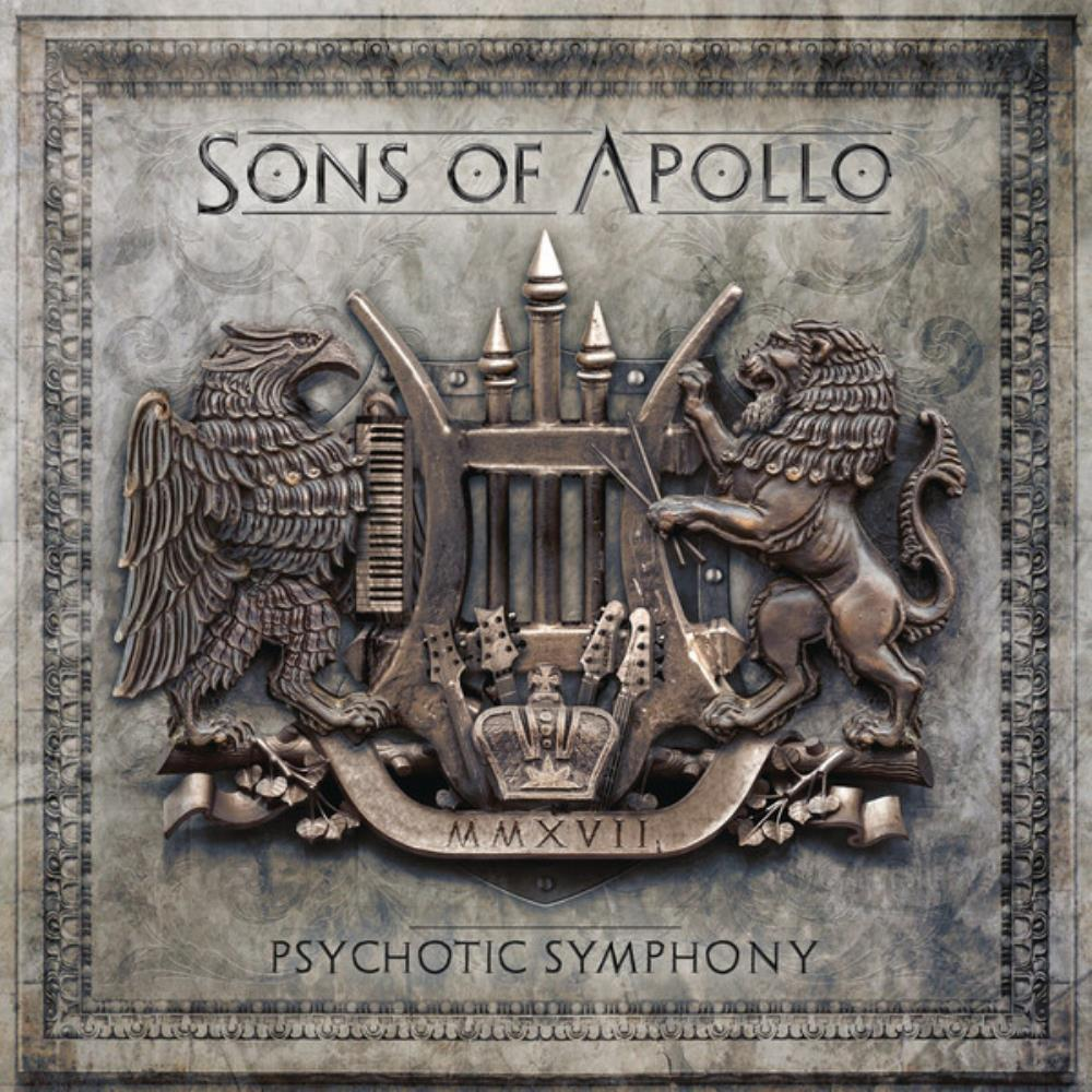 Sons Of Apollo - Psychotic Symphony CD (album) cover