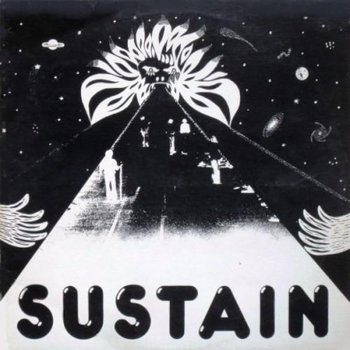 Sustain - Sustain CD (album) cover
