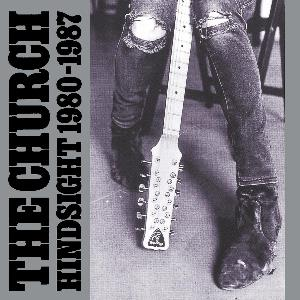 The Church - Hindsight 1980-1987 CD (album) cover