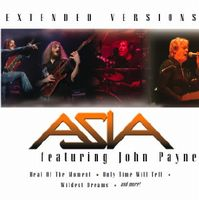 Asia - Extended Versions CD (album) cover