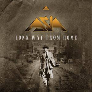 Asia - Long Way From Home CD (album) cover