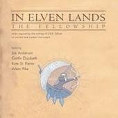 Jon Anderson - In Elven Land : The Fellowship CD (album) cover