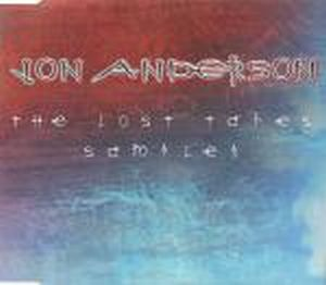 Jon Anderson - The Lost Tapes Sampler CD (album) cover