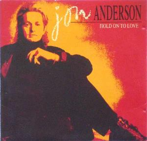 Jon Anderson - Hold On To Love CD (album) cover