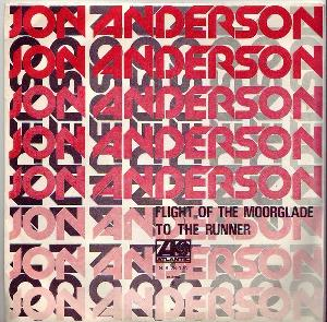 Jon Anderson - Flight Of The Moorglade CD (album) cover