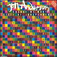 Jon Anderson - Change We Must CD (album) cover
