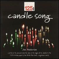 Jon Anderson - Candle Song CD (album) cover