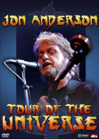 Jon Anderson - Tour Of The Universe DVD (album) cover
