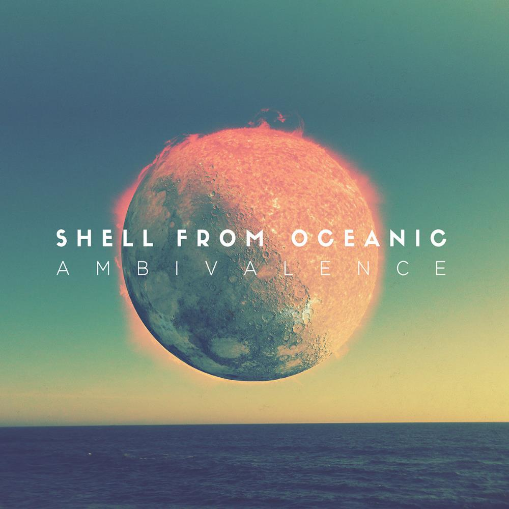 Shell From Oceanic - Ambivalence CD (album) cover