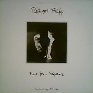 Robert Fripp - Four From Exposure CD (album) cover