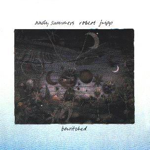 Robert Fripp - Bewitched (with Andy Summers) CD (album) cover