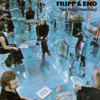Robert Fripp - Evening Star (with Brian Eno) CD (album) cover