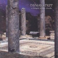 Robert Fripp - A Temple In The Clouds CD (album) cover