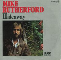 Mike Rutherford - Hideaway CD (album) cover