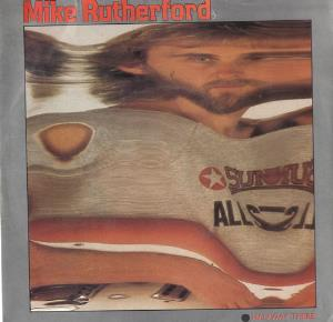 Mike Rutherford - Halfway There CD (album) cover