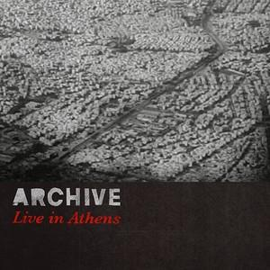Archive - Live Athens DVD (album) cover