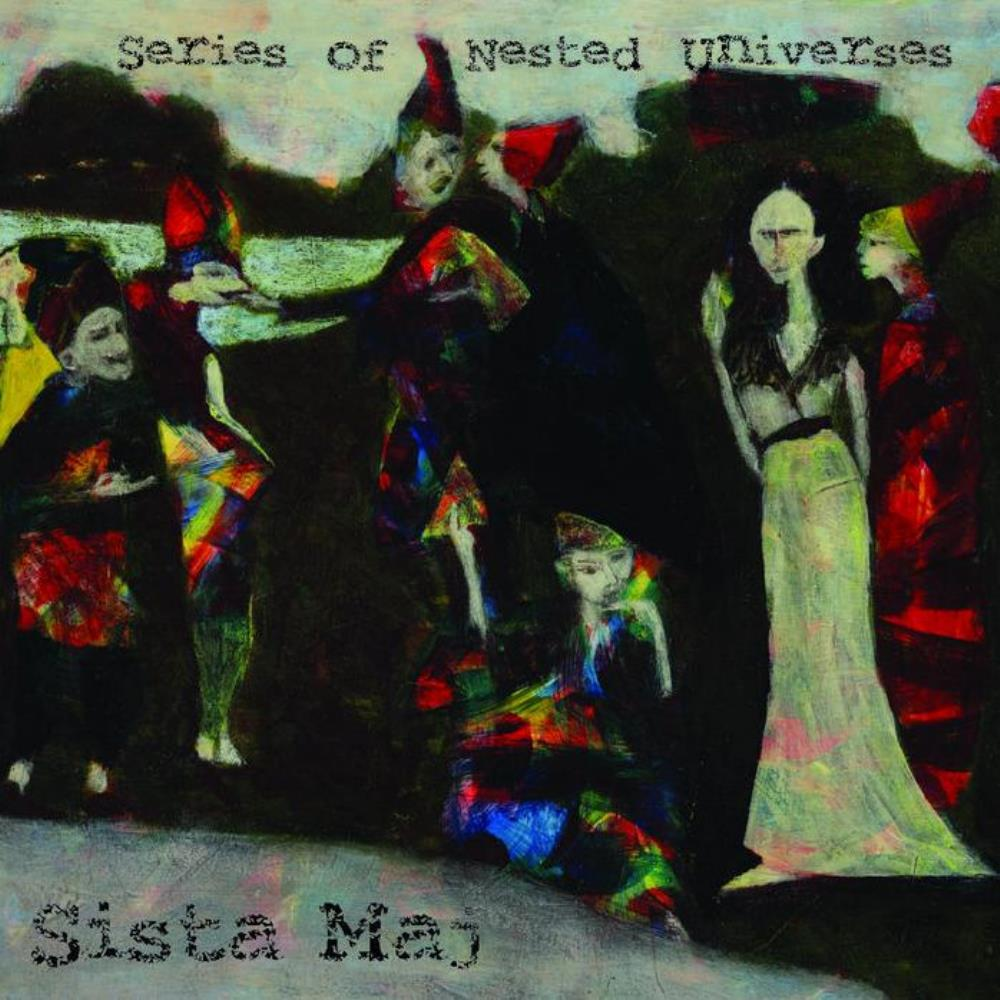Sista Maj - Series Of Nested Universes CD (album) cover