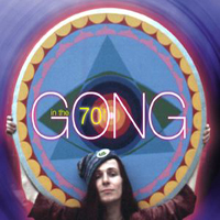 Gong - In The '70 CD (album) cover