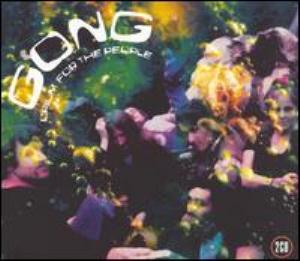 Gong - Opium For The People (compilation) CD (album) cover