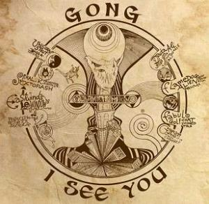 Gong - I See You CD (album) cover