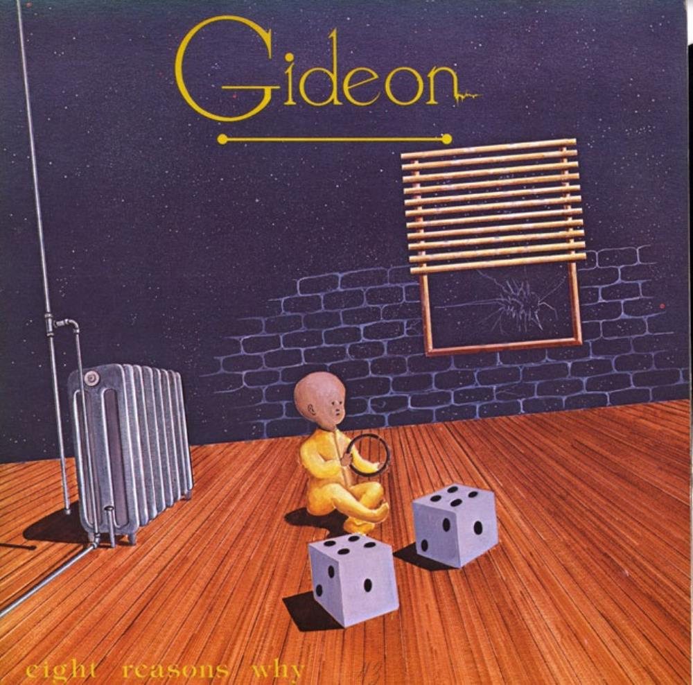 Gideon - Eight Reasons Why CD (album) cover