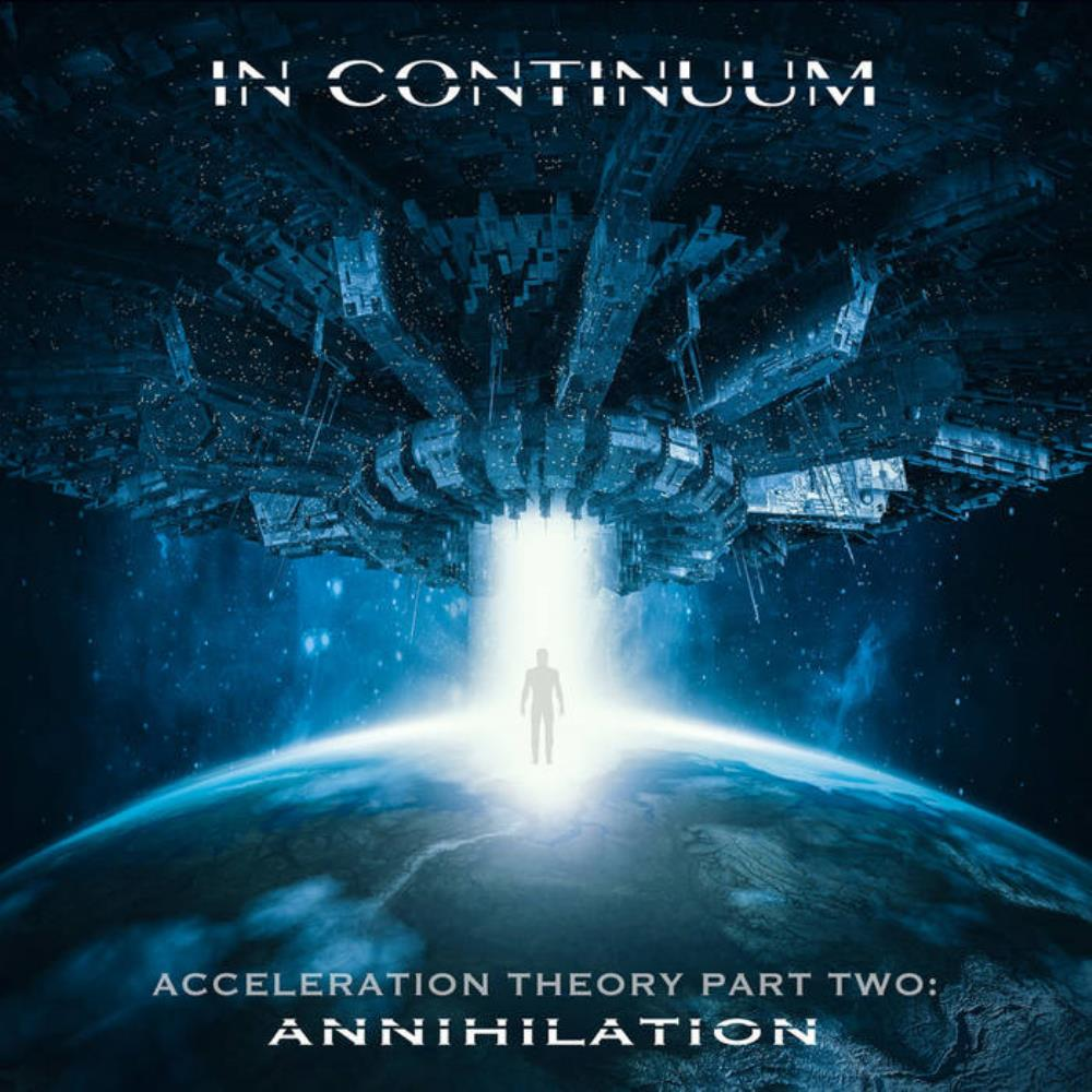 In Continuum - Acceleration Theory Part Two: Annihilation CD (album) cover